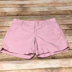 Size 0 J. Crew Oxford Shorts